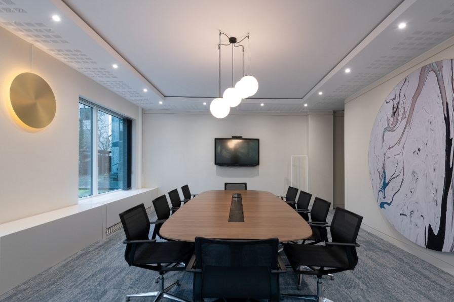 Best Meeting Rooms in Brussels